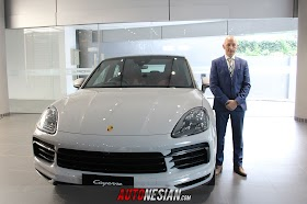 New Porsche Cayenne S Coupe Resmi Meluncur, Termurah Rp. 3,4 Miliar oleh - mazdacx5.xyz