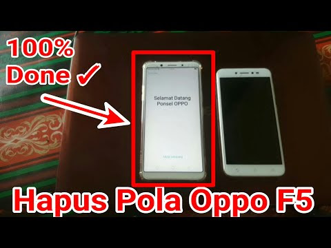 Hard Reset Oppo F5 F7 F9 F11 Pro Tanpa PC - Lupa Pola Oppo F5 / Oppo F7 /  Oppo F9 / Oppo F11 Pro