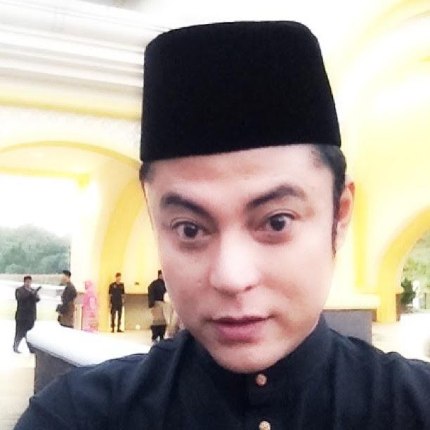 Aznil Hj Nawawi Dapat Gelaran Datuk