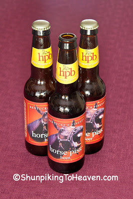 Horse Piss Beer from Louisville, Kentucky
