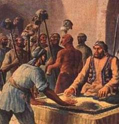 Mir Mannu (Muslim ruler of Lahore in the 1750s)