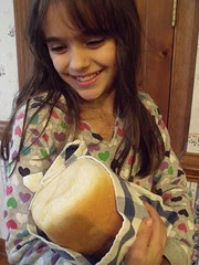 Freshly baked love by Teckelcar