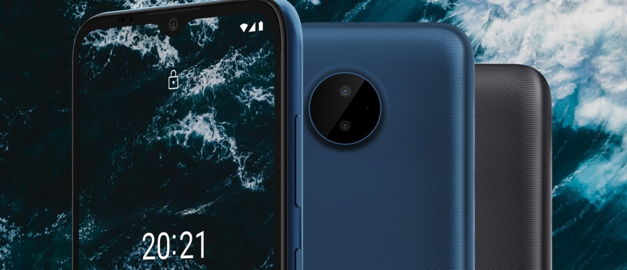 """Nokia C20 Plus announced with Android Go, 6.5"""" screen, and 4,950 mAh battery - GSMArena.com news"""