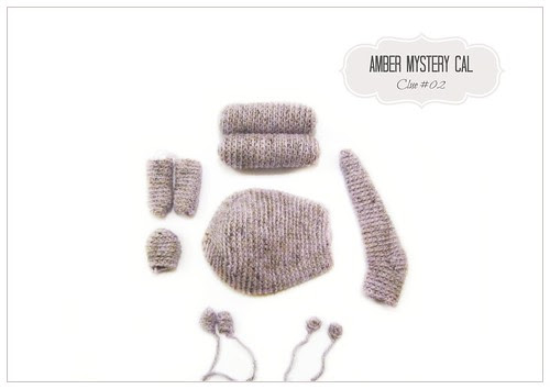 Amber ~ Clue #02