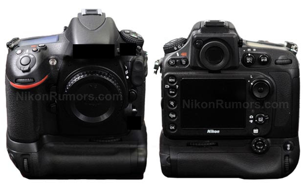 Nikon D800 (Foto: Reprodução/Nikon Rumors)