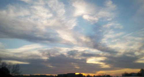 Painterly Clouds