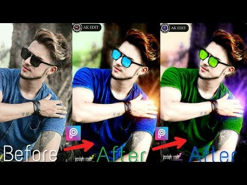 How to change Cloth Color Easily + Get DSLR Look in PicsArt | PicsArt Editing Tutorial