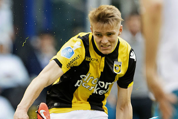 13ac0b834 Real Madrid news  Martin Odegaard s talent is a gift from god - Dick  Advocaat