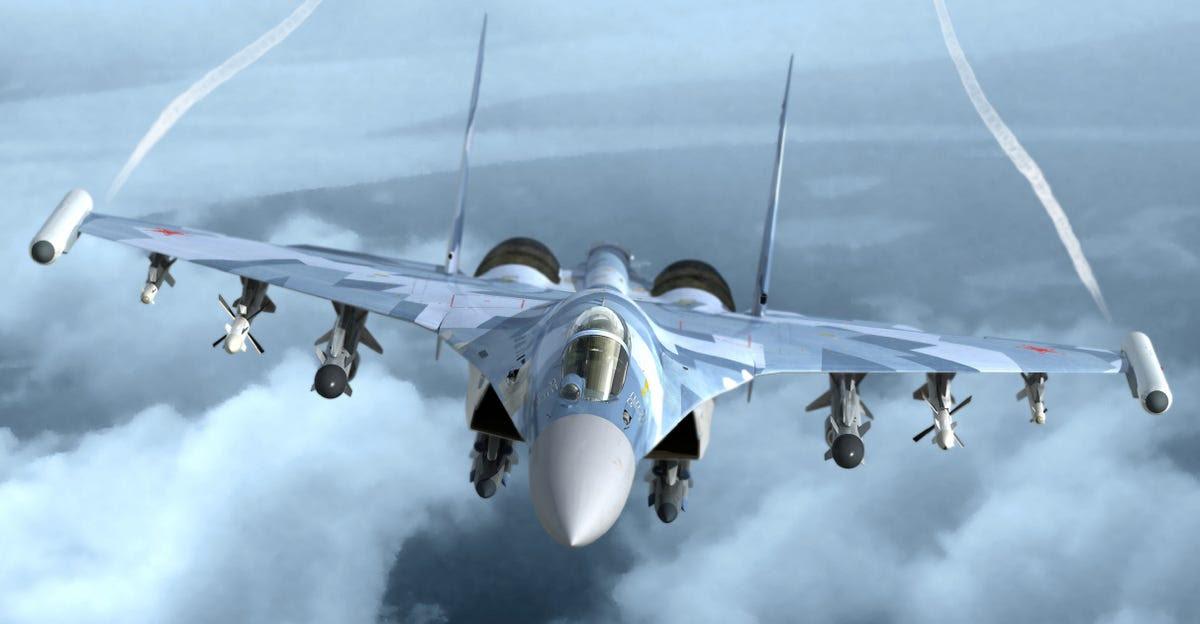 Resultado de imagem para su-35