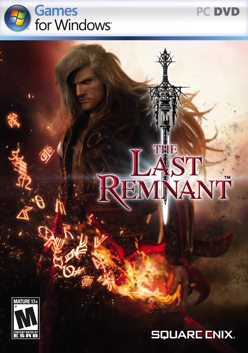 تحميل النسخه الكاملة من لعبة The Last Remnant مجاناً وبرابط سريع