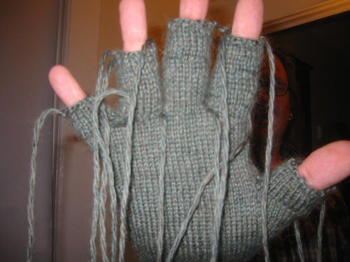 Stop! In the name of glove!