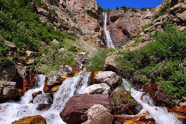 IMG_3291 Apikuni Falls, Glacier National Park