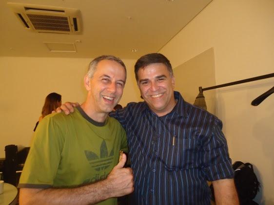 Desejo toda sorte aos irmãos João Henrique e João Alberto Barone nestes novos e certamente interessantes projetos.