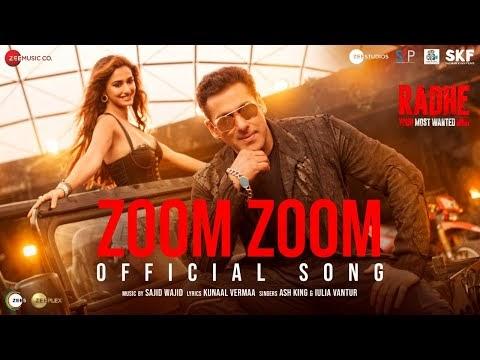 Zoom Zoom | Salman Khan | Disha Patani