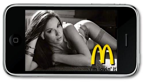 iPhone用户状告麦当劳泄漏妻子裸照