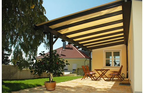 Shade Pergolas Pergola Canopy Kits Retractable Shade | Home ...