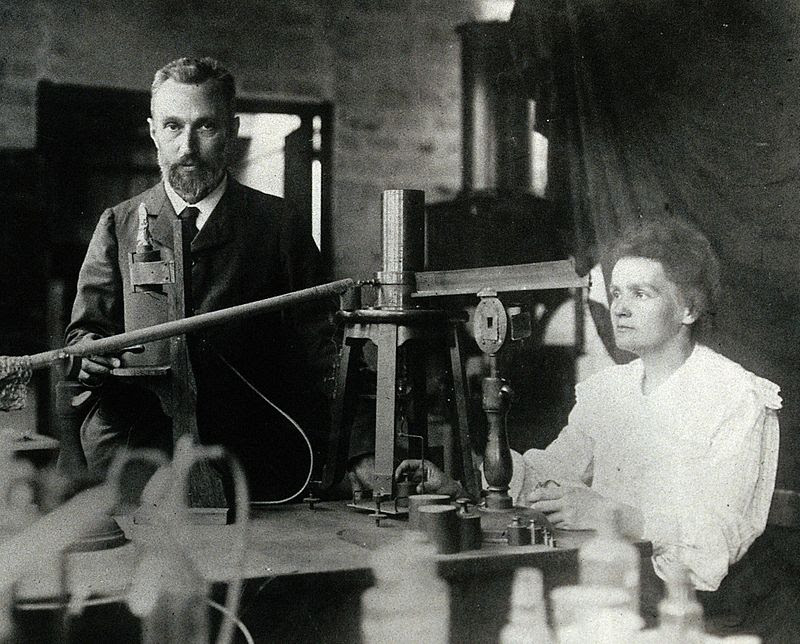 File:Pierre and Marie Curie.jpg