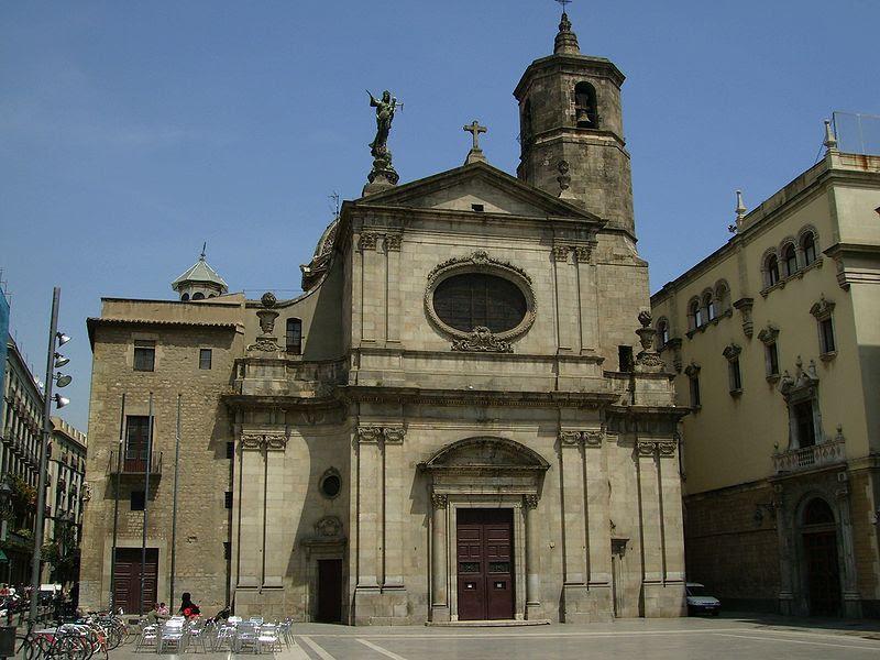 La Mercè Basilica, in Barcelona, where her incorrupt body reposes on the right side of the altar.