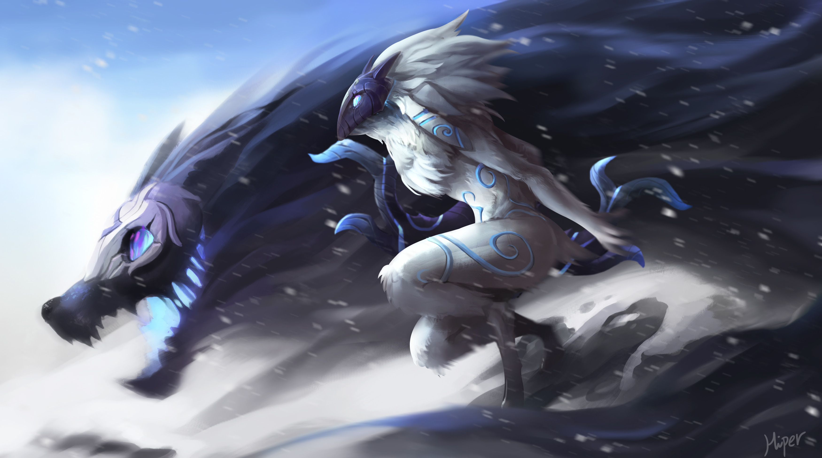 Kindred Wallpapers : Kindred