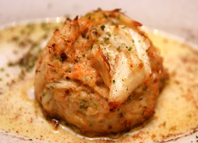 Sizzlin' Blue Crab Cakes