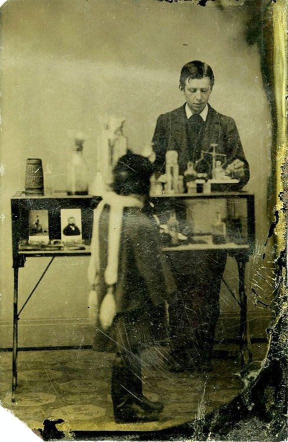 Antiquated Druggist: Photo