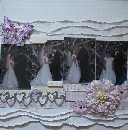 Wedding Ceremony   Scrapbook.com   Wedding Scrapbooking