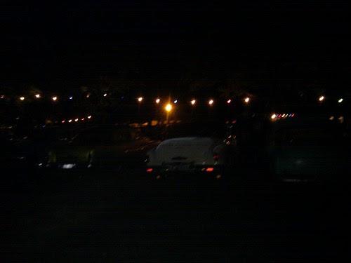 Night at Backamo