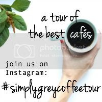 Simply Grey Coffee Tour