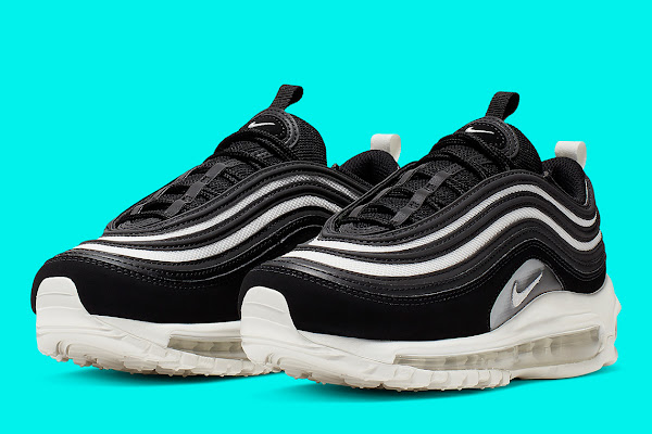 The Nike Air Max 97 Returns In Another Sleek Black ffd77ea3a