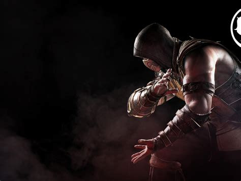 images  scorpion  mortal kombat  logo hd