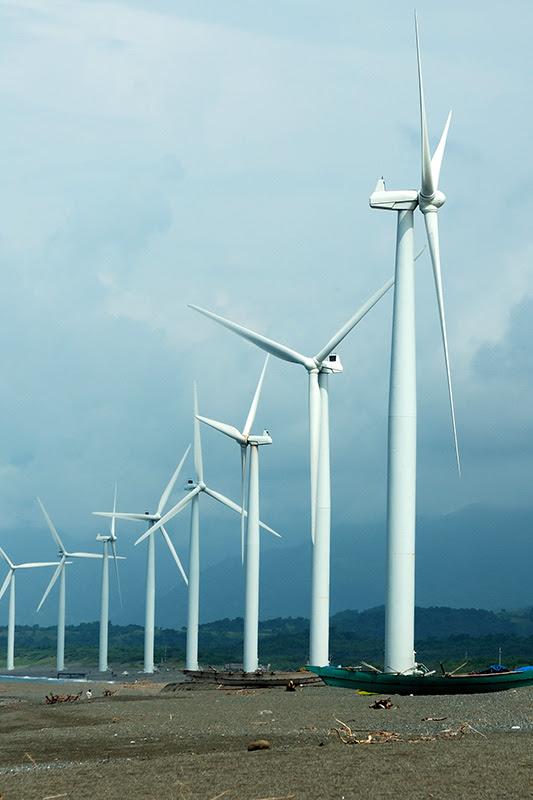 Bangui Windfarm