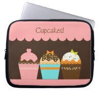 Cupcakes - Laptop Sleeve