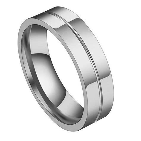 Winter Men's Wedding Band   Wedding Rings   Just Rings