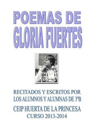 Poemas de Gloria Fuertes recitados por los alumnos de 3º