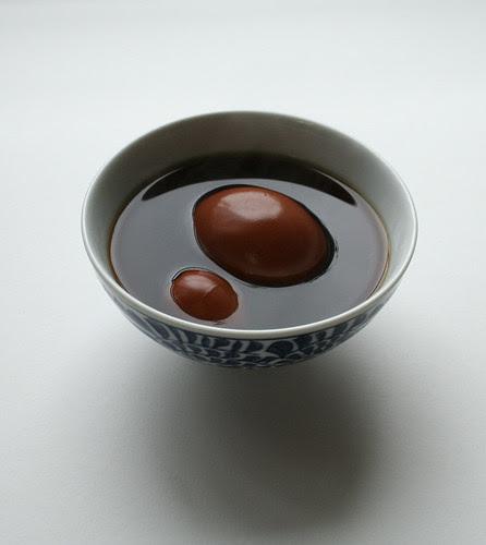 Tea Egg Dessert