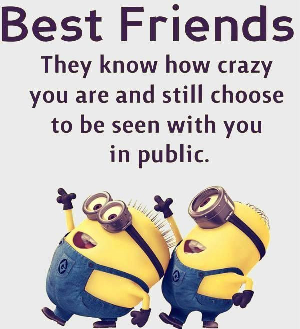 Top 30 Famous Minion Friendship Quotes – Quotes and Humor