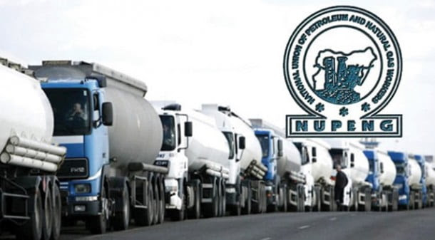 NUPENG reveals those behind fuel scarcity