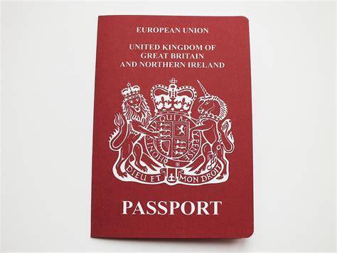 UK Passport Wedding Invitations   Passport Style Invites