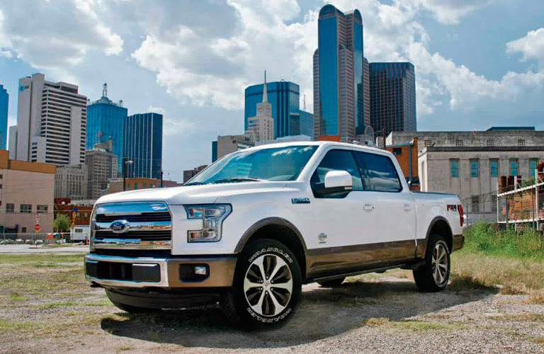 2017 Ford F 150 Towing And Payload Capacities