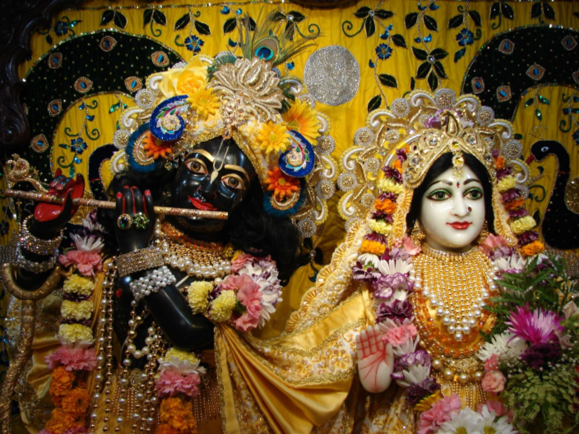 Lord Krishna Wallpaper 2018 (44+ images)