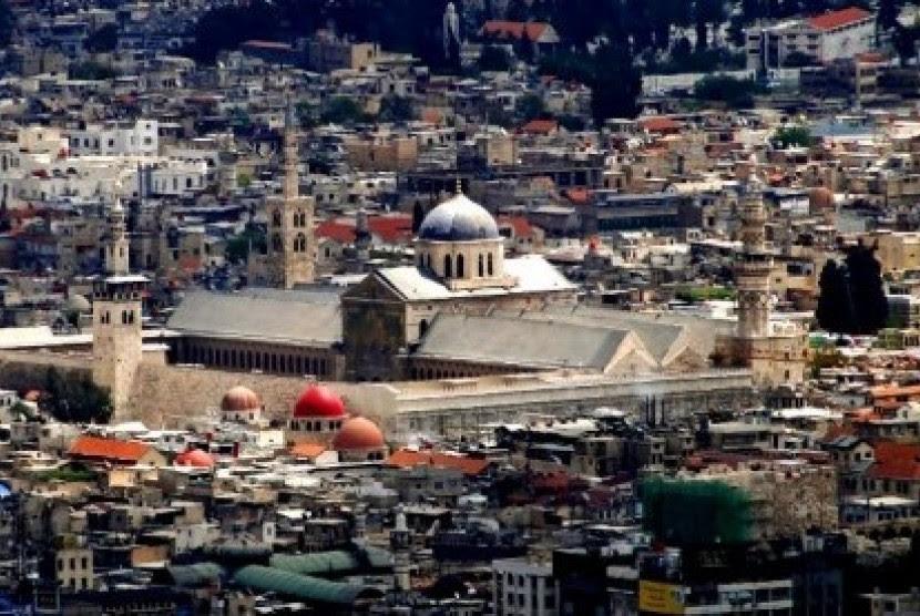 Melihat Sejarah Suriah di Masa Peradaban Islam