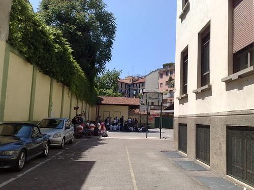 Evacuazione dalle scosse by durishti