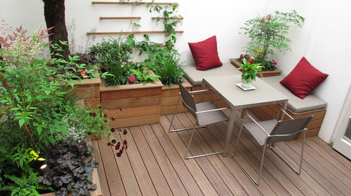 Big Ideas for Compact Gardens