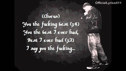 Drake You The Best I Ever Had Lyrics