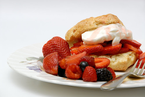 A Strawberry Shortcake For You!