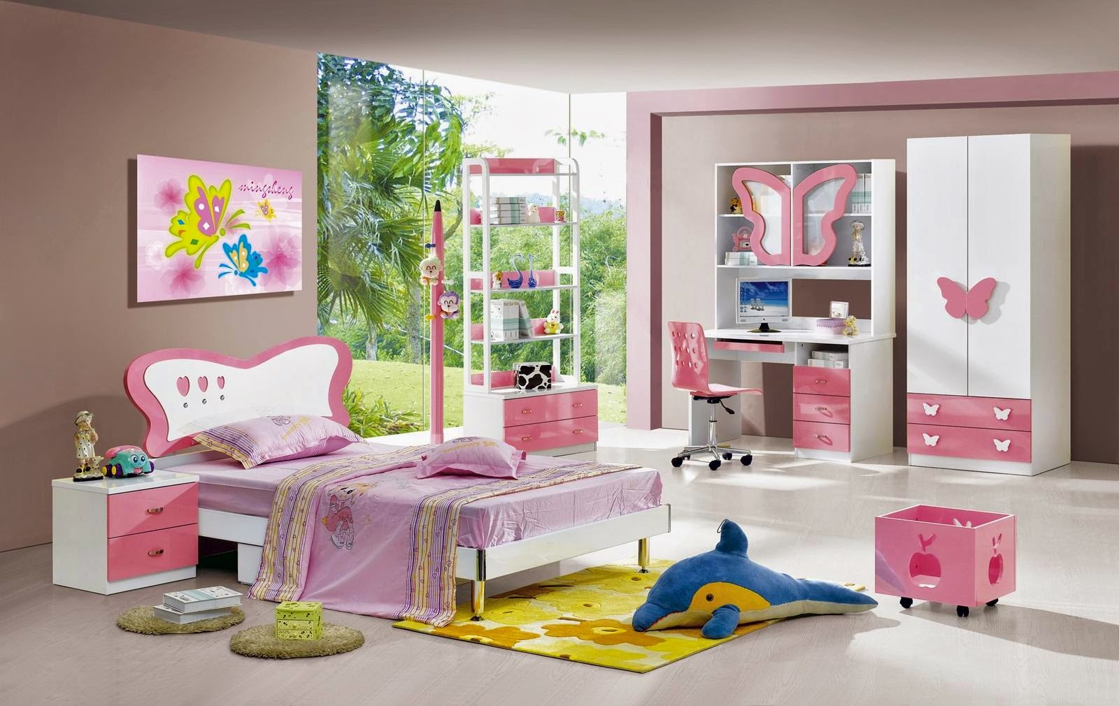 Inspirational Kids Room Design Ideas Interior House Of Bedrooms Bedroom Pretty Living Study Contemporary Small Teen Designs Modern Art Simple Inspiration Apppie Org