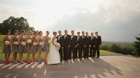 Trump National Golf Club Wedding Videos   Videography