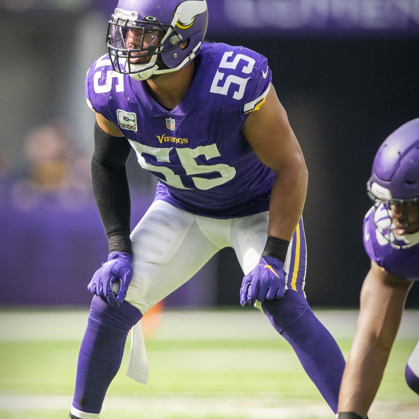 Vikings at Panthers: Initial injury reports