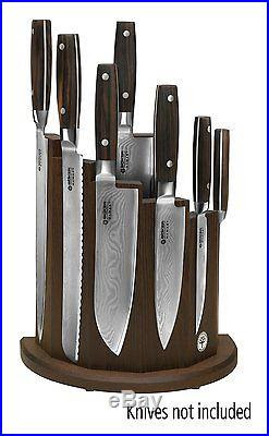 Kitchen Knife Magnetic Storage Block Case Pocket Holder