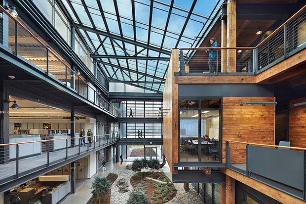 Edificio Federal Center South 1202, Seattle / ZGF Architects LLP
